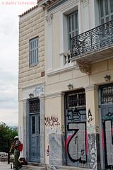 Athens , Monastiraki (Dr_Babis) Tags: nikon d610 greece athens fx nikkor 50mm