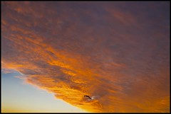 Sunset Cloud Cover over Deception Bay-1= (Sheba_Also 43,000 photos) Tags: sunset cloud cover over deception bay