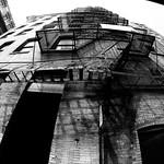 Old Building Fire Escape thumbnail