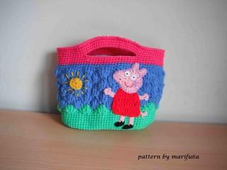 Crochet Bags For Kids Free Pattern