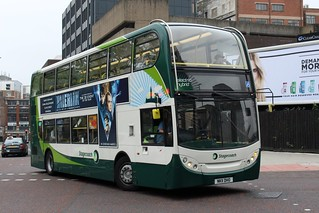 Stagecoach North East: 12073 / NK11 DHO