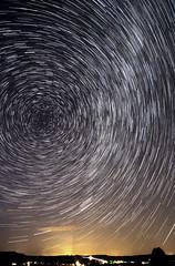 perseus bombing (fateish) Tags: star trail perseids perseiden swift tuttle sternschnuppe night sky nacht himmel niederösterreich lower austria stars sterne laurentius tränen