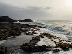 El Pris (inma F) Tags: pris tacoronte tenerife roca roque lava océano islascanarias playa costa mar agua tarde cielo verano isla island coast shore rock volcan sea ocean