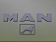 334 MAN Badge - History (robertknight16) Tags: man german germany badge badges automobilia enfield