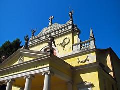 Santuario Madonna della Bocciola - Sec. XVI (frank28883) Tags: vacciago ameno cusio bocciola santuario chiesa