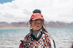 Child (Arkira0703) Tags: a7 sony travel tibet sky