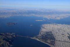 San Francisco Bay (A Sutanto) Tags: san francisco bay bridge golden gate view city urban