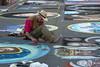 I Madonnari delle Grazie (MN) (Giorgio Bordin) Tags: curtatone madonna delle grazie madonnari leica m8 chalk drawing