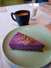 20180728_113348 (cappion-jays) Tags: dessert coffee tea cheesecake bakery delicious foodspotting