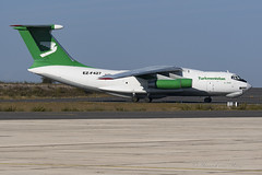TurkmenistanCargo_IL76TD_EZF427_XCR_LFOK_16AUG18 (Yannick VP) Tags: closeup airplanespotting planespotting photography aviation a5 twy taxiway taxi ground 2018 august eu europe fr france airport vatry paris candid ezf427 il7 il76td il76 ilyushin airlines turkmenistan tua t5 classic russian civil commercial govenmental cargo freight freighter heavy transport aircraft airplane