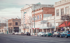 Douglas, Arizona (bugeyed_G) Tags: arizona douglas street architecture historic vintage tourism southwest grandtheatre