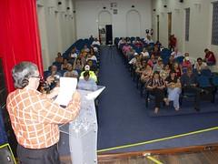Presidente Francisco Barbosa discursa na apresentação da Pesquisa do IPDC/Fecomércio RN