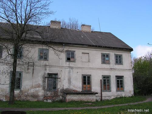 Палац Браницьких, Любомль, Волинь, 2005 рік InterNetri.Net  Ukraine 387