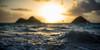 Lanikai Sunrise (j . f o o j) Tags: lanikai lanikaisunrise kailua nikond610 nikkor20mmf28 nikkor50mmf12ais nikkor14mmf28 hawaii love