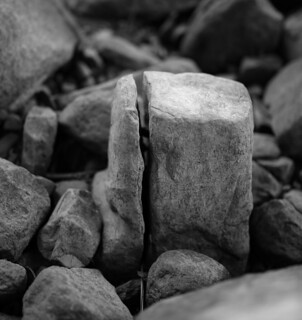 cubic stone..