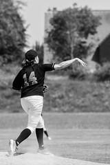Baseball (kevin vaultier) Tags: baseball sport pentax pentaxk3 k3 caen cherbourg