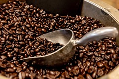 Elixir of the Gods (hoffler_pictorials) Tags: hofflerpictorials 2000views coffee food beans drinks flavors scoop brown yummy delicious