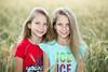 Ilany & Zoë (Koen Adriaenssen) Tags: kid kids people zeiss human hair field bokeh 85 canon 1d iv