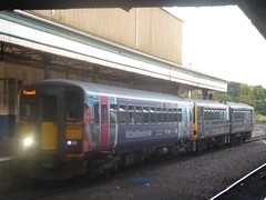 24 June 2018 Exeter (3) (togetherthroughlife) Tags: 2018 june devon exeter 153333 train gwr