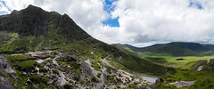 Conor Pass (Ray Moloney Photography) Tags: ifttt 500px mountain range peak hill valley ridge rolling landscape scenery hiking scenic rock ireland kerry county green hills mountains brandon mount kingdom éire raymoloneyphoto conor pass clouds lakes senic dingle peninsula