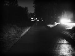 Approaching Car II (gezipt1) Tags: nighttimephotography olympus omd em10markii photography mft m43 mzuiko