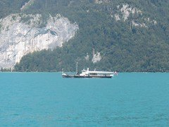 Raddampfer Kaiser Franz Josef I. am Wolfgangsee (CZDiver) Tags: raddampfer steamboat lake schiff boat water wolfgangsee
