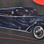 1936 White Panel Delivery Truck thumbnail