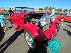 Alfa Romeo 6C 1750 Gran Turismo 1930, Classic Car Sunday, Goodwood Breakfast Club (f1jherbert) Tags: lgg6 lgelectronicslgh870 lgelectronics lg g6 lgh870 electronics h870 goodwoodbreakfastclub classic car goodwood breakfast club