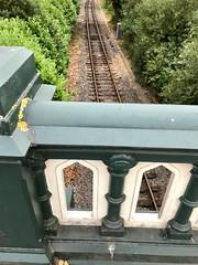 Central Bridge (London & South Western Railway), Southampton (John D McDonald) Tags: england britain greatbritain wessex geotagged iphone iphone7plus appleiphone appleiphone7plus londonsouthwesternrailway londonsouthwesternrailwayltd centralbridge titanic