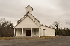 Puncheon Camp Baptist Church (Back Road Photography (Kevin W. Jerrell)) Tags: churches ruralchurches countryscenes graingercounty washburn tennessee backroadphotography nikond7200