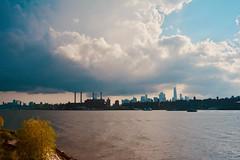 Manhattan from LIC (Markettius) Tags: nikon d7100 af24mm queensny lic nyc vintagelens manhattan
