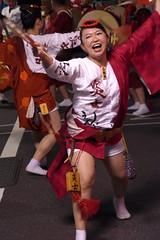Awaodori, Tokyo, Japan (runslikethewind83) Tags: awaodori matsuri japan tokyo night pentax dance festival event summer nippon asia