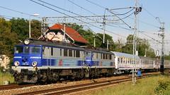 EP07-345 + EP07-381, Szymiszów, 11.08.2018 (Marcin Kapica ...) Tags: lokomotive locomotive bahn railway rail railroad pkp kolej ic ep07