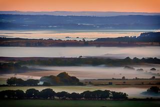 Dorset At Sunrise