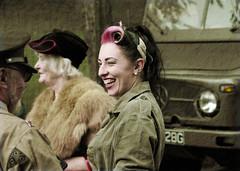 The Happy  Chat (big_jeff_leo) Tags: ww2 secondworldwar uniform