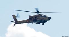 Chel Ha'avir Boeing AH-64D Apache/Saraf '749' overflying Israeli coastline (Mosh70) Tags: israel israelairforce chelhaavir sikorsky sikorskych53eseastallion yasur boeingah64dapache ah64saraf