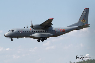 02 Kazakhstan Air Force CASA C-295M
