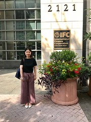 Internship at IFC, USA