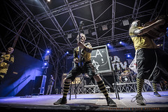 Dubioza kolektiv -14 (Ariano Folkfestival - AFF) Tags: arianoirpino avellino dance davidevisca dubiozakolektiv electro festival live music ska stage world arianofolkfestival