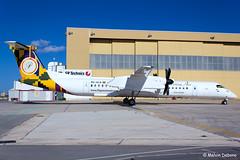 PassionAir Bombardier Dash 8-Q402 |  9G-ACA  |  LMML (Melvin Debono) Tags: passionair bombardier dash 8q402 | 9gaca lmml melvin debono canon 600d spotting plane planes airplane airport aviation aircraft 8 dash8 malta mla msn 4094 former flybe gjece