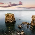 Whitburn sea stacks thumbnail