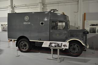 Austin K2 ATV National Fire Service