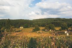 Zaniklá obec Königsmühle (Městský průzkum) Tags: zanikla obec krusne hory