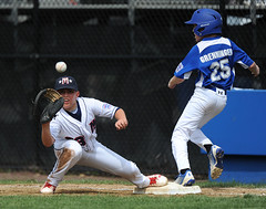 panylittlelg-br-080818_7947 (newspaper_guy Mike Orazzi) Tags: baseball sports sport easternregionalbaseballtournament littleleague worldseries 200400mmf4gvr d3 nikon connecticut sportsphotograher action breenfield bristol abartlettgiamattilittleleagueleadershiptrainingcenter 2018 clintoncountypa midislandlittleleague keystonelittleleague