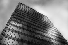 The tower (Rico the noob) Tags: dof saigon 20mm d500 city outdoor vietnam urbanexploration clouds 2017 published blackandwhite bw urban street sky 20mmf18