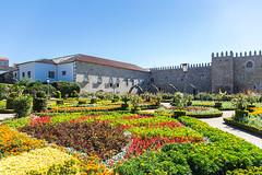 braga (Fernando Stankuns) Tags: braga portugal minho portogallo bracara fernando stankuns jardim santa bárbara garden castelo castle