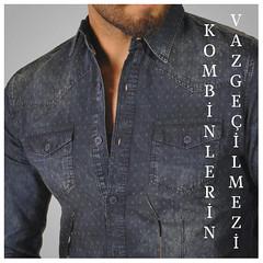 Bu kot gömleklere bayılacaksınız! 😎👕 (malldiastorecom) Tags: jeansshirt kot kotgömlek erkekkotgömlek kotgömlekmodelleri menjeansshirt shop shopping fashion fashionmen