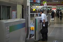DSCF8128 (tohru_nishimura) Tags: xe1 xf6024 fujifilm kichijoji train keio station tokyo japan