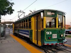 Charlotte Streetcar (Stabbur's Master) Tags: charlotteareatransitsystem citylynxgoldline citylynx streetcar northcarolina charlottenc charlottestreetcar tram trolley publictransit publictransportation
