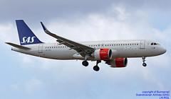 LN-RGL LMML 21-06-2018 (Burmarrad (Mark) Camenzuli Thank you for the 12.2) Tags: airline scandinavian airlines sas aircraft airbus a320251n registration lnrgl cn 7290 lmml 21062018